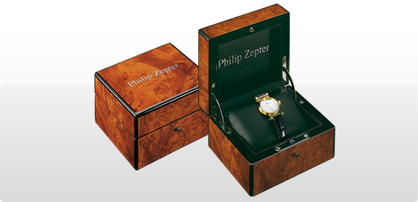 Philip Zepter Luna Lady Case